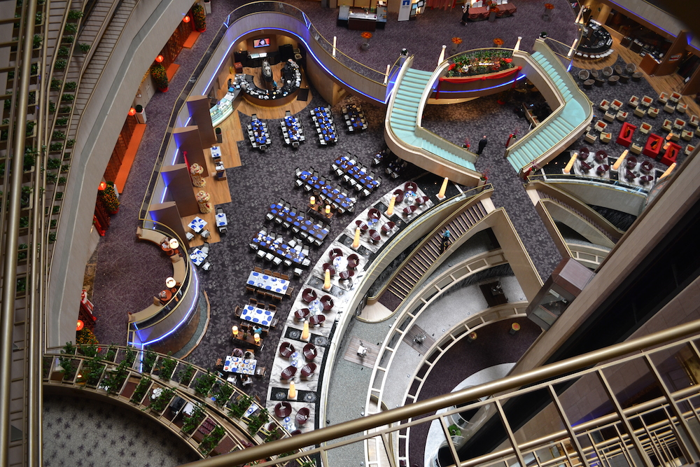 Interior Hotel Marina Mandarin