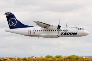 Tarom YR-ATG ATR-42-500