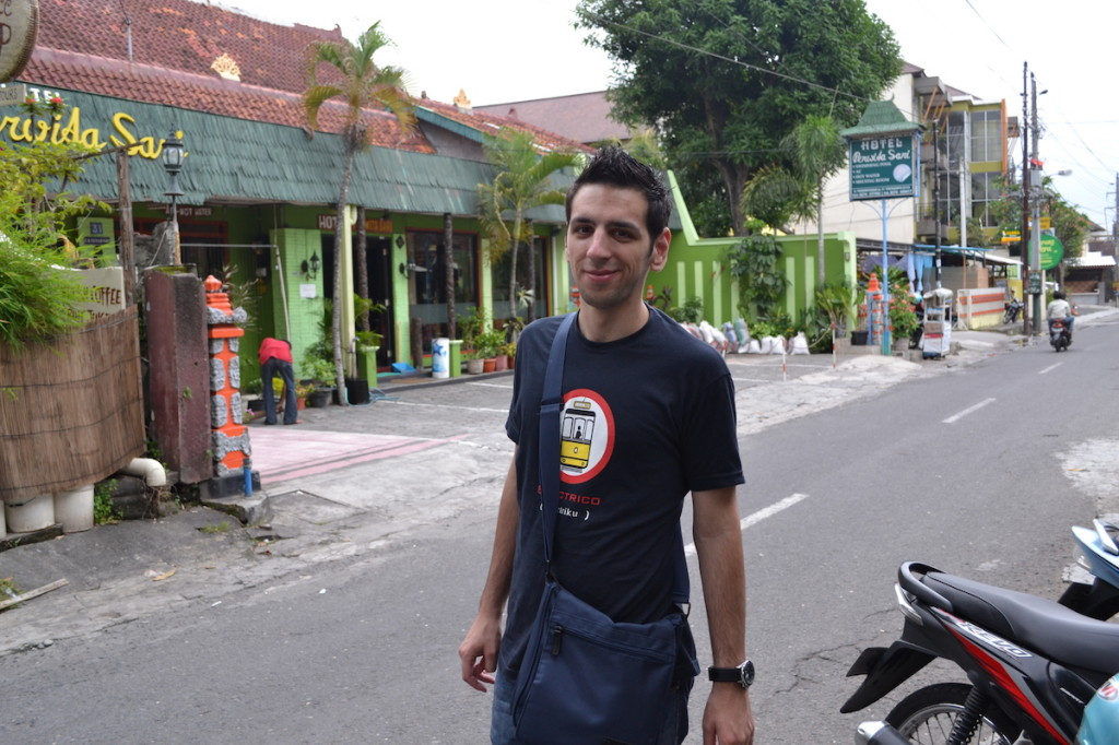 In Yogyakarta, Indonezia