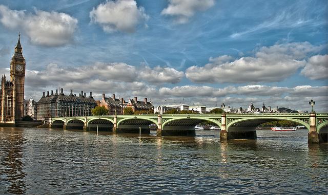 """""""Westminster, London"""" by Berit Watkin"""