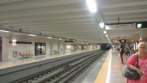 Aeroporto Metro Station Lisboa