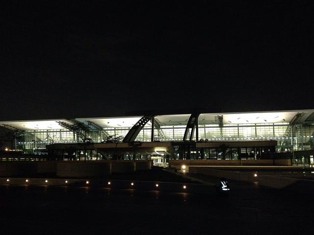 Noul aeroport din Doha
