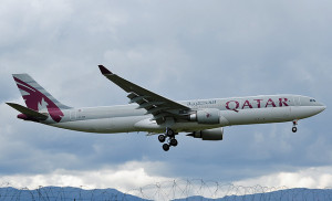 Qatar Airways A330