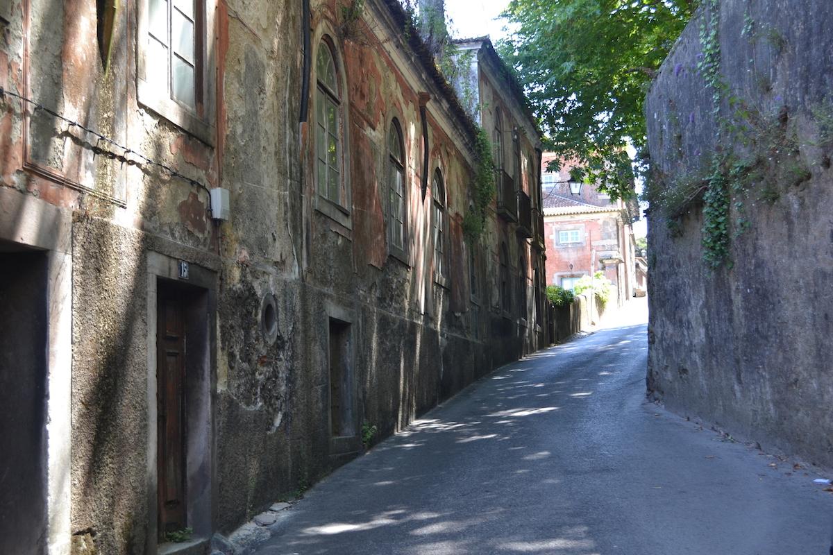Stradute în Sintra