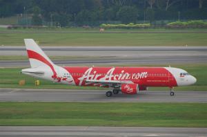 PK-AXC Indonesia Air Asia