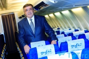 Gheorghe Racaru - Director General Blue Air