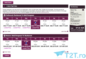 bucharest-bali qatar airways price