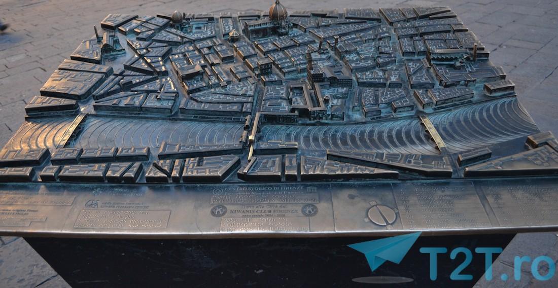 harta centru vechi florence