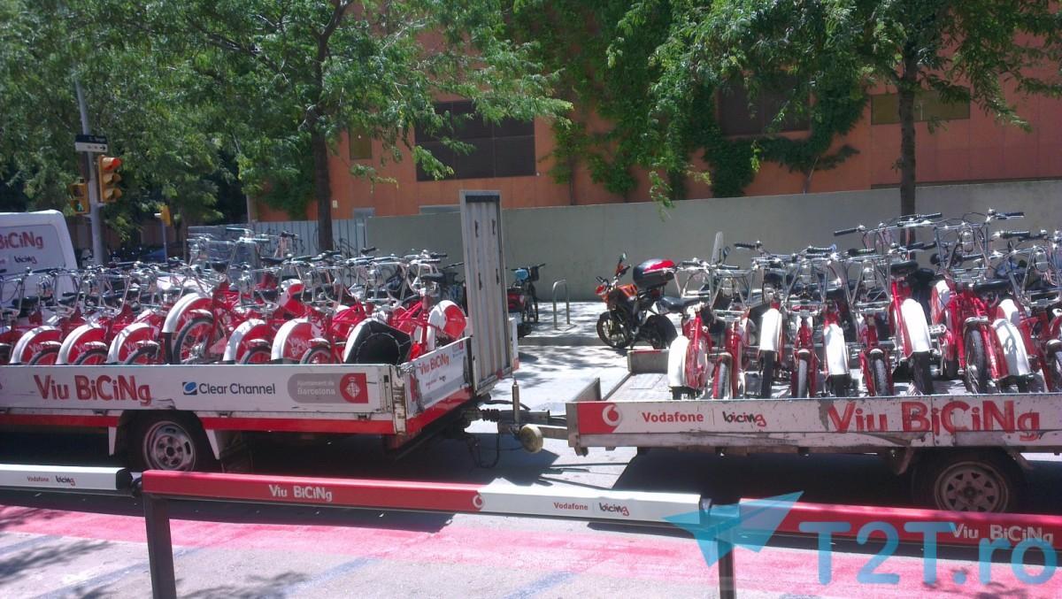 Biciclete barcelona de inchiriat