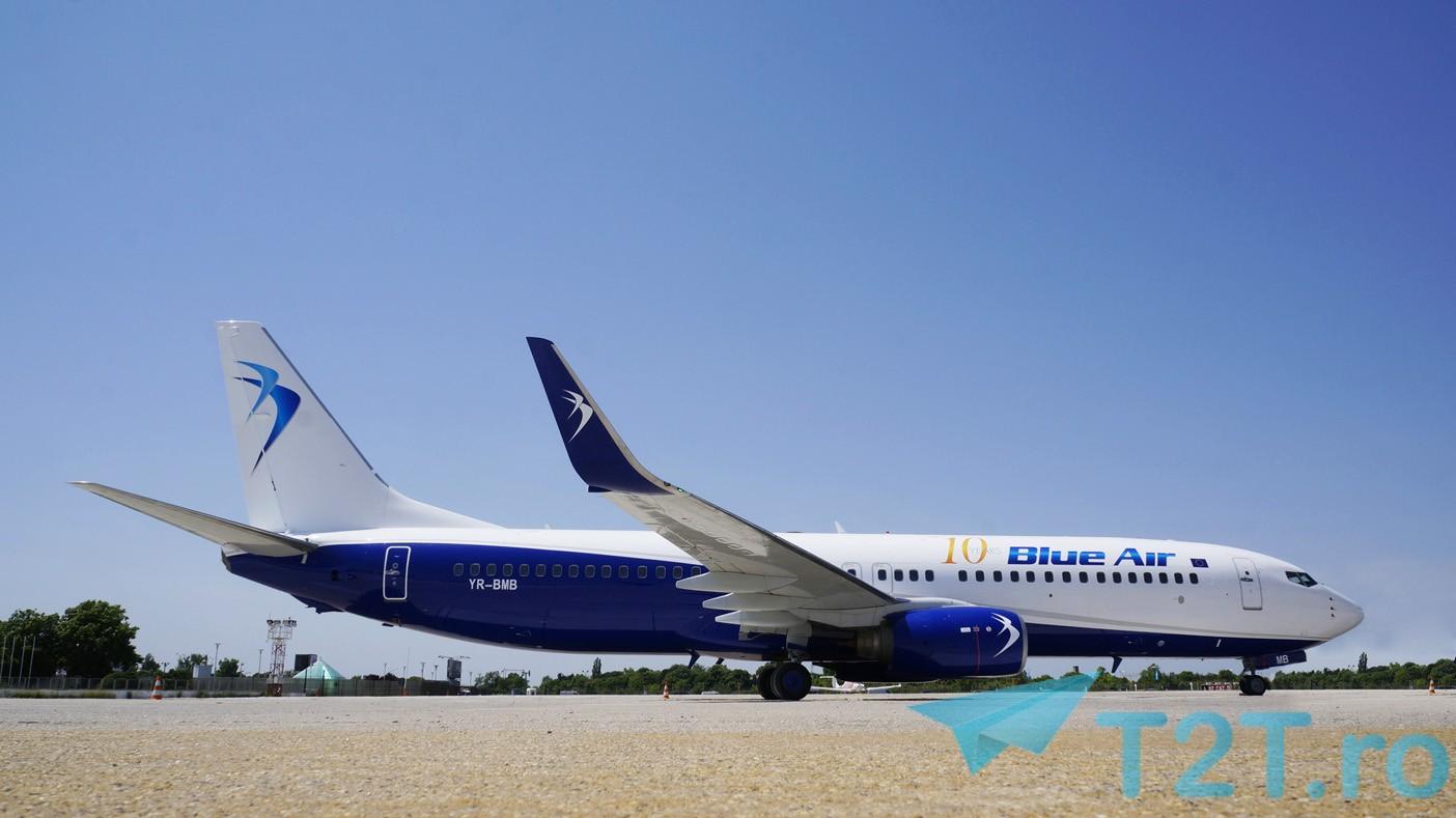 Zboruri București Oslo și București Helsinki Cu Blue Air Din Iunie 2017