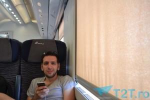 In tren frecciabianca