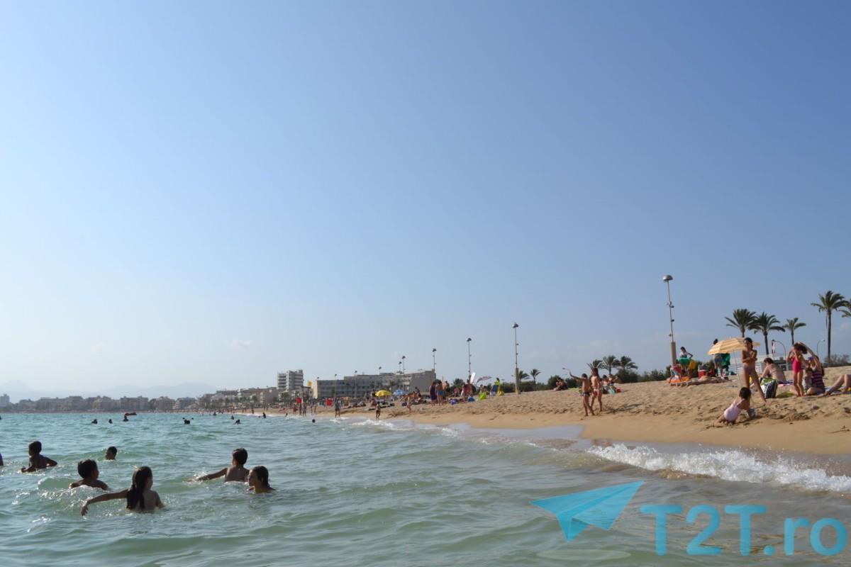 Plaja Palma de Mallorca