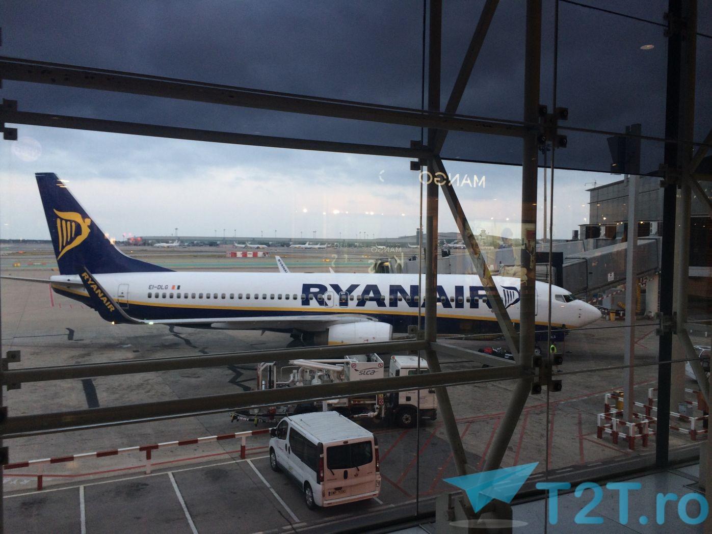 EI-DLG Ryanair Boeing 737-800