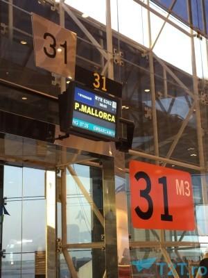 Palma de Mallorca Boarding Ryanair