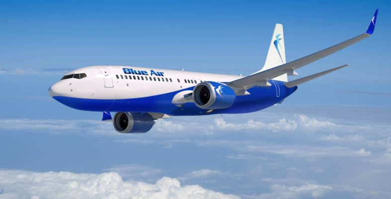 Blue Air A Primit Certificarea Iata Operational Safety Audit Iosa T2t Ro