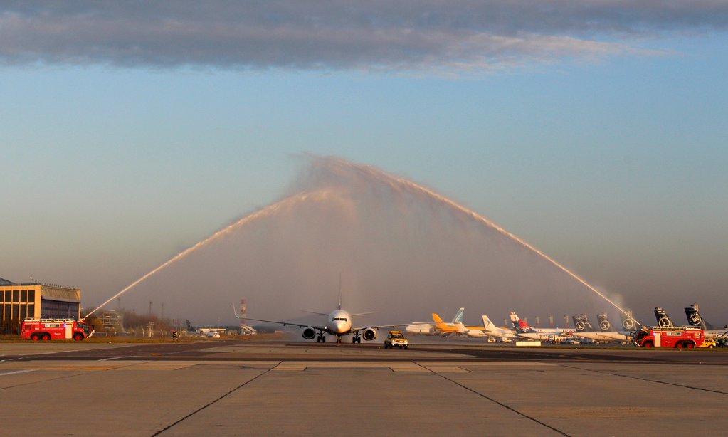 Ryanair Bucuresti inaugurare ruta