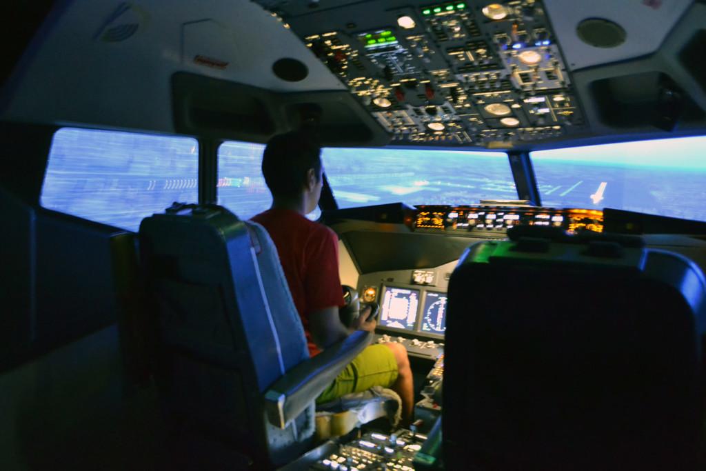 aterizare_kuala_lumpur_simulator_zbor