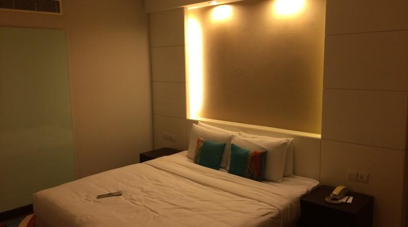 Camera de hotel de la San Seri Pacific Kuala Lumpur