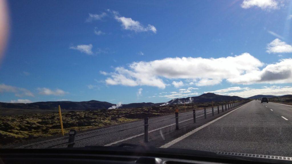 Drumul în Islanda spre Aurora Boreală