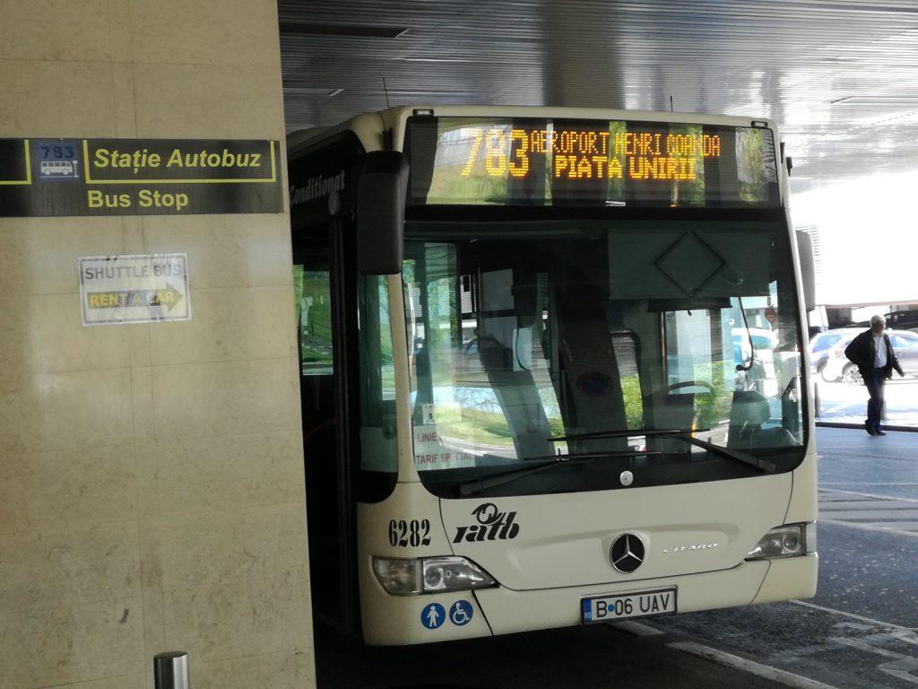 Cum Ajungi Cu Autobuzul De La Aeroportul Otopeni In Oras