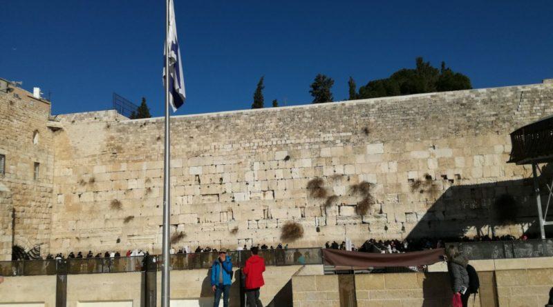 Zidul Plângerii, Ierusalim, Israel