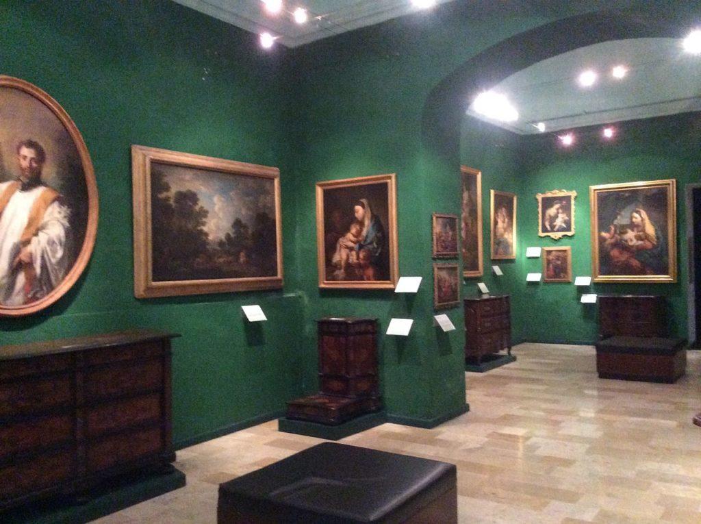 Muzeul national de arte frumoase malta