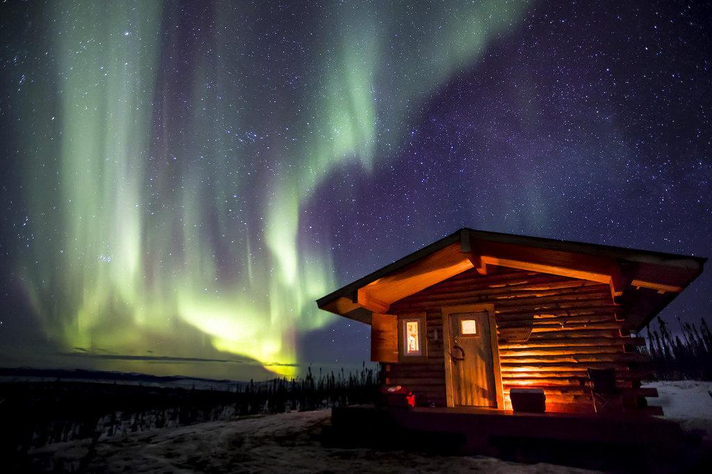 aurora boreala alaks