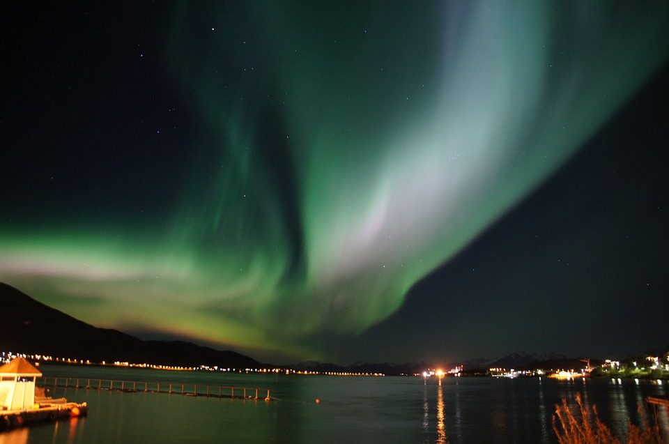 Northern Lights Miracle Norway The Nature Of The