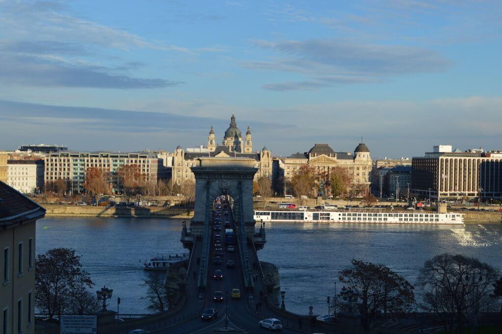 Podul cu Lanțuri Budapesta