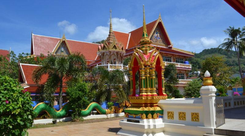 Wat Suwan Khirikhet Karon