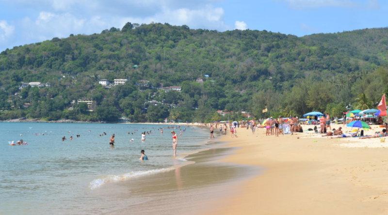 Plaja Karon, Phuket