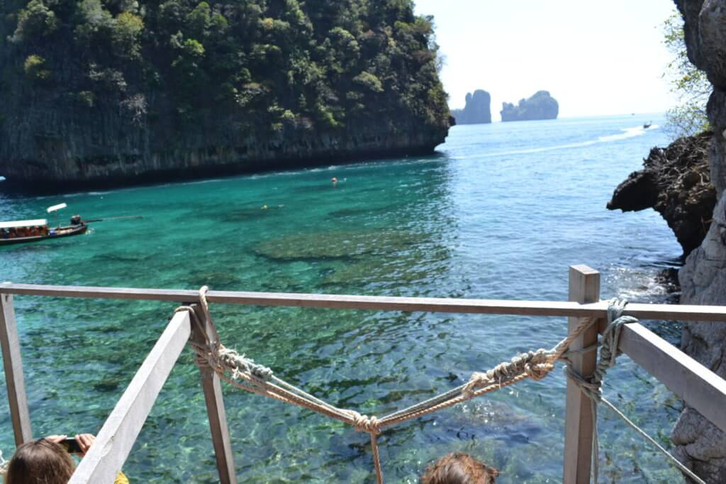Phi Phi Islands - Laguna