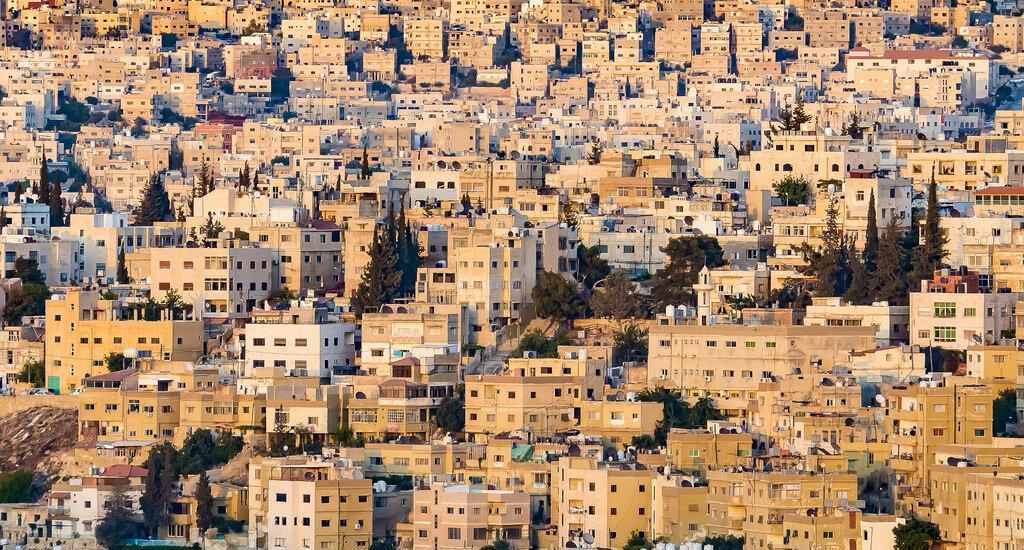 Amman - Zonă rezidențială