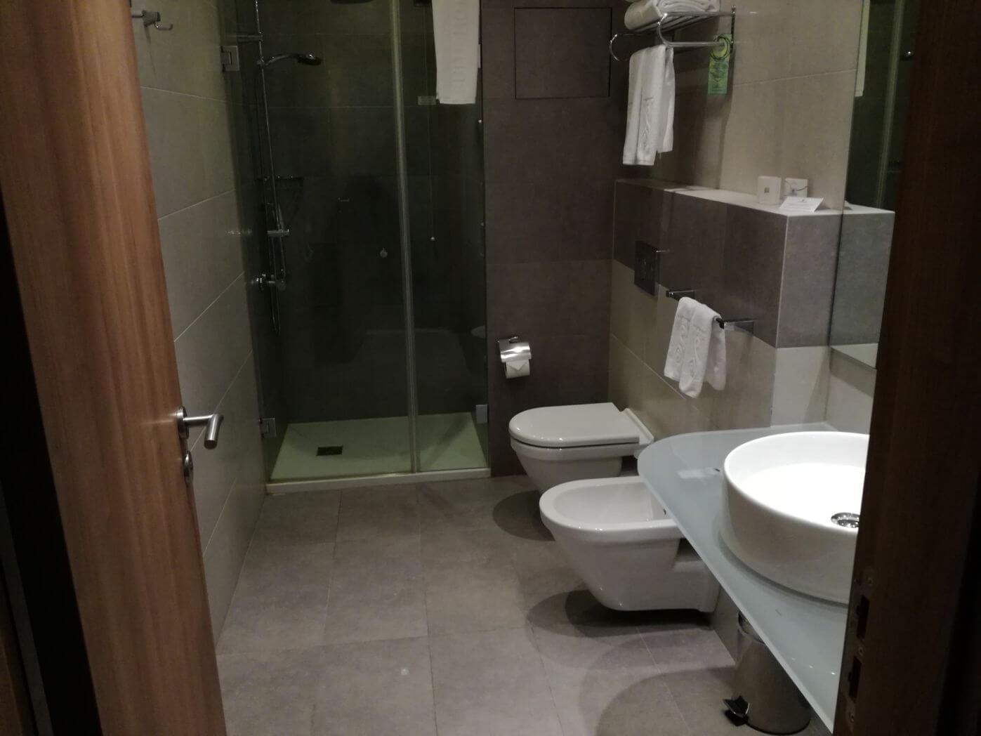 Baie cameră twin Suite Hotel Sofia