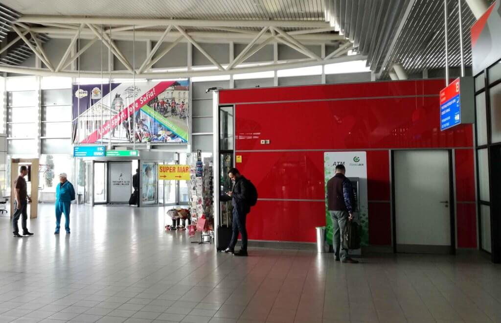 Bancomat Aeroport Sofia