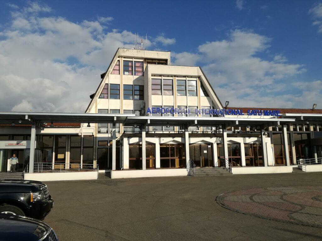 Aeroportul Internațional Satu Mare