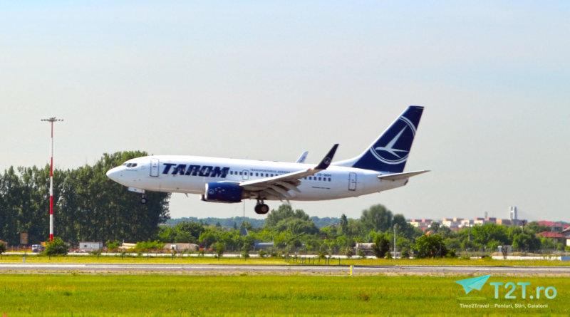 TAROM Boeing 737-700 YR-BGH