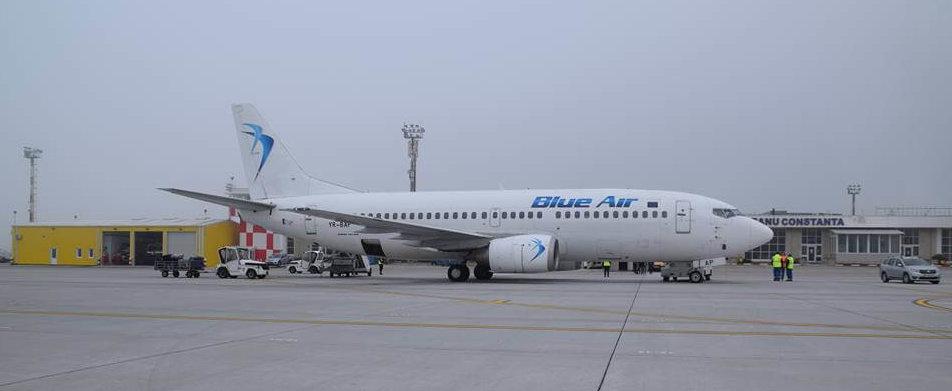 YR-BAP @ Constanța Mihail Kogălniceanu Airport