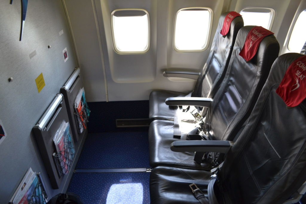 Scaune 2 DEF Blue Air Boeing 737