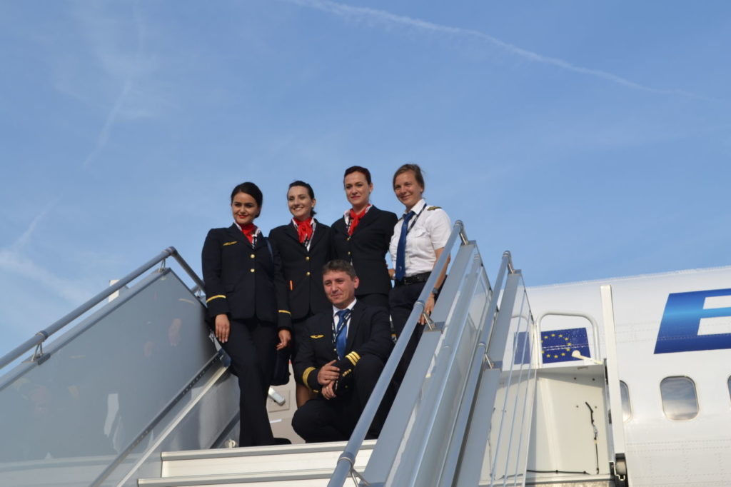Echipajul zborului