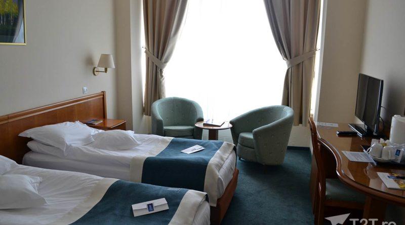 Hotel Unirea Iași - Camera noastră twin