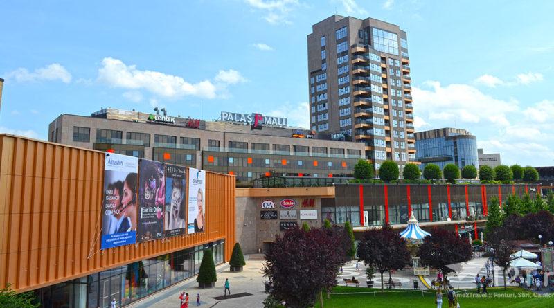 Palas Mall este cred cel mai frumos mall din România