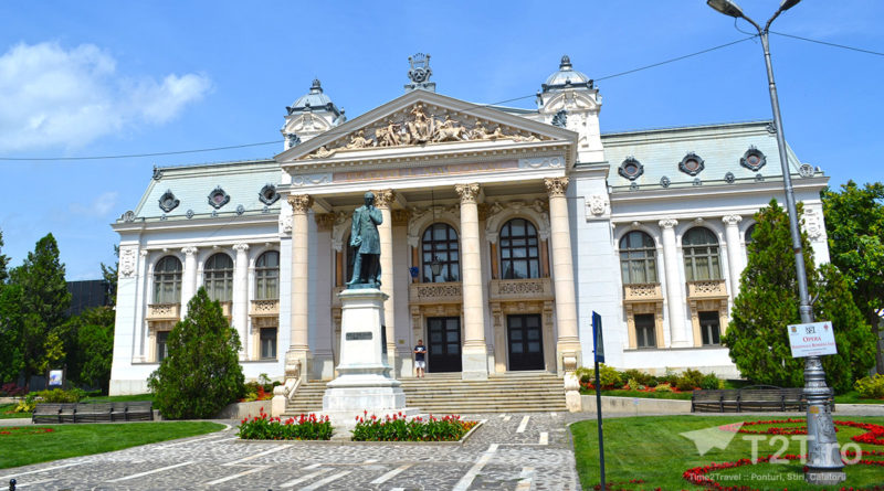 Teatrul National din Iasi