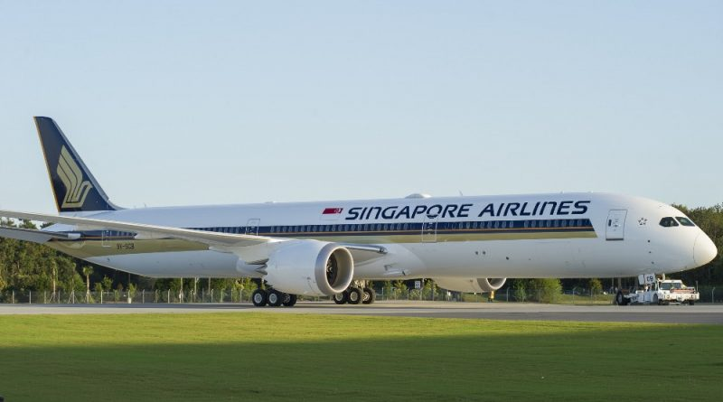 Singapore Airlines - Boeing Dreamliner 787-10