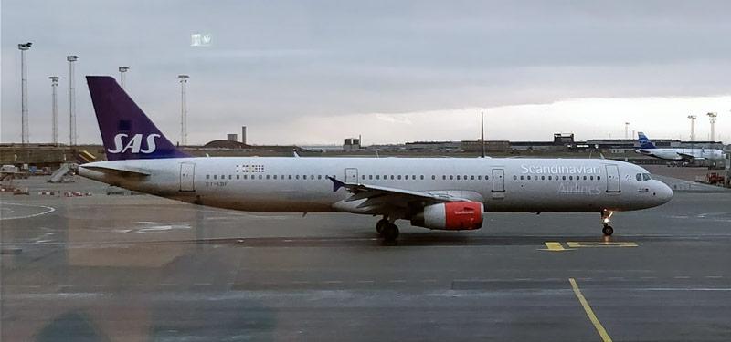 Schema curentă de vopsire a aeronavelor SAS