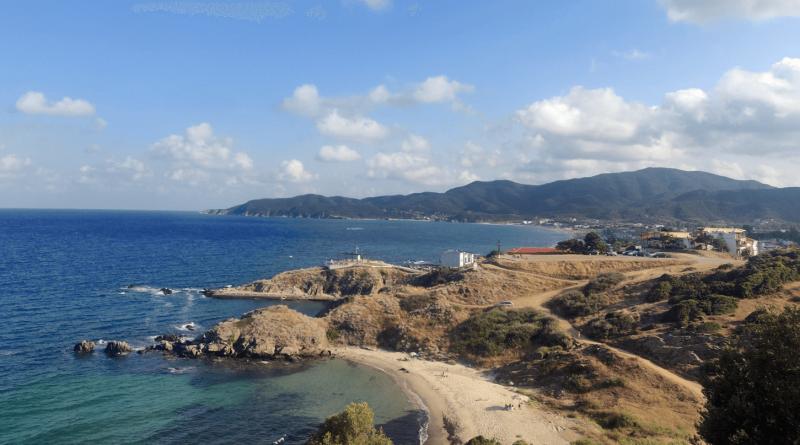 Halkidiki Marea Egee Plaje neamenajate
